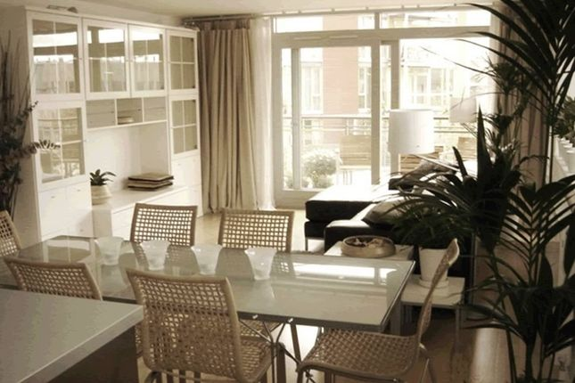 Thumbnail Flat to rent in Holly Court, Greenroof Way, Greenwich, London