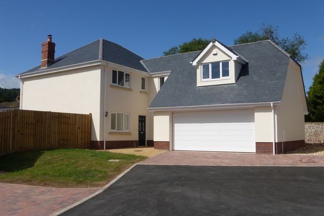 Thumbnail Detached house for sale in Birch Gardens, Bircham Road, Minehead