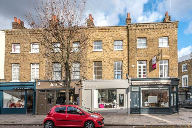 2 bed maisonette to rent in Cross Street, Islington