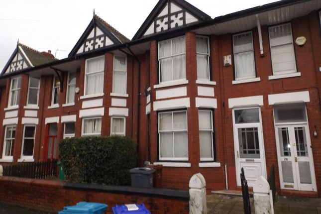 Thumbnail Property to rent in Beech Grove, Fallowfield, Manchester