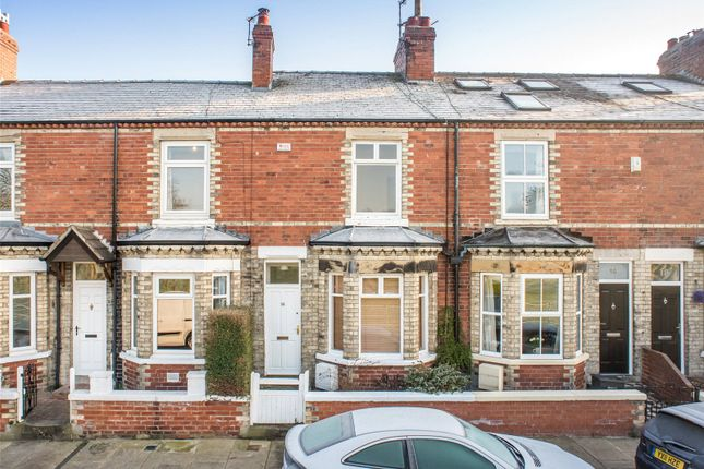 Thumbnail Terraced house to rent in Knavesmire Crescent, York