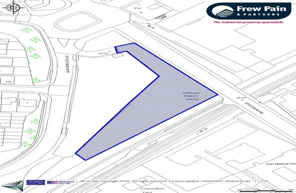 Thumbnail Land to let in Station Road, Hebburn, Tyne & Wear, Tyne & Wear