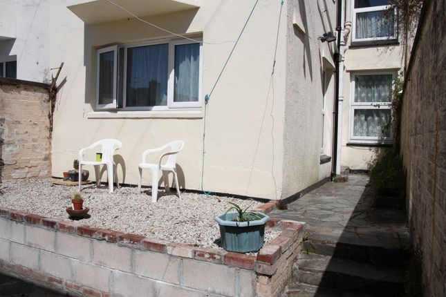 Thumbnail Maisonette to rent in Station Road, Plymouth