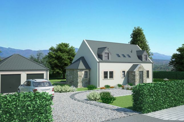 Thumbnail Detached house for sale in Wellington Farm Steading, Penicuik, Midlothian
