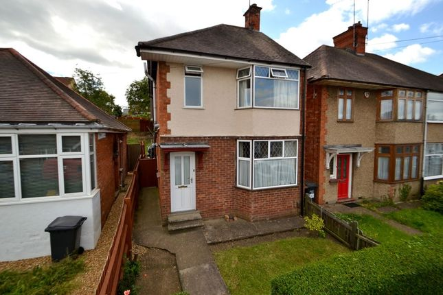 Thumbnail Detached house for sale in Ruskin Road, Kingsthorpe, Northampton