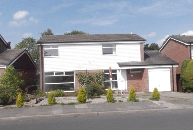 Thumbnail Detached house to rent in Castlesteads Drive, Carlisle