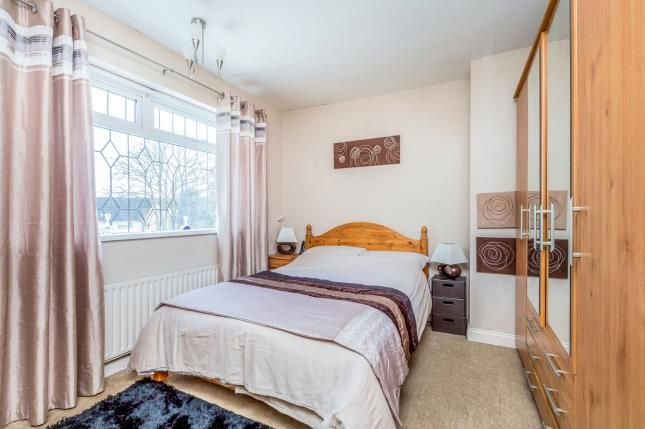 Master Bedroom of Stafford Crescent, Newcastle, Staffordshire ST5