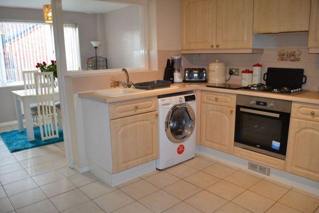 Kitchen of Muncaster Gardens, East Hunsbury, Northampton NN4