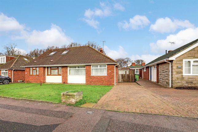 Thumbnail Semi-detached bungalow for sale in Minterne Avenue, Sittingbourne