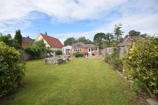 Thumbnail Detached bungalow for sale in Braintree Road, Gosfield, Halstead