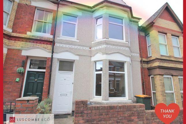 Property to rent in Morden Road, Newport