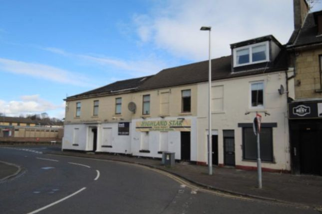 Thumbnail Flat for sale in Fulbar Street, Renfrew