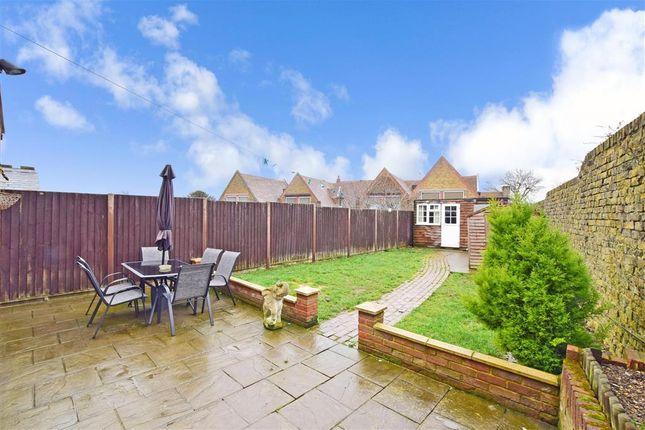Rear Garden of High Street, Milton Regis, Sittingbourne, Kent ME10