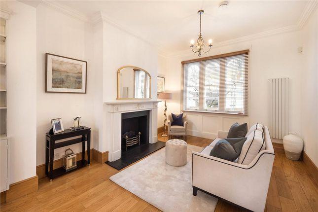 Reception Room of Victoria Grove, Kensington, London W8