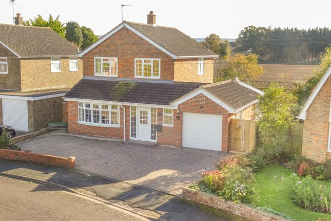 Thumbnail Detached house for sale in Tyneham Close, Aylesbury