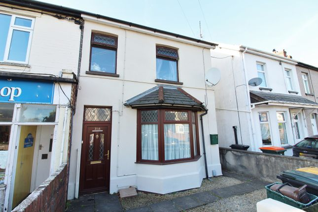 Thumbnail Semi-detached house for sale in St Johns Crescent, Rogerstone, Newport