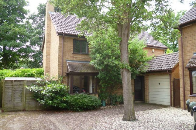 Detached house for sale in Meadow Close, St. Neots