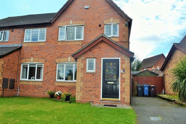 3 bed semi-detached house for sale in Washington Drive, Kirkby, Liverpool