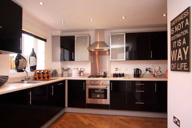 Thumbnail Maisonette for sale in Moira Road, Ashby-De-La-Zouch