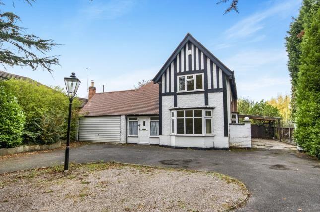 Thumbnail Detached house for sale in Loughborough Road, Ruddington, Nottingham, Nottinghamshire