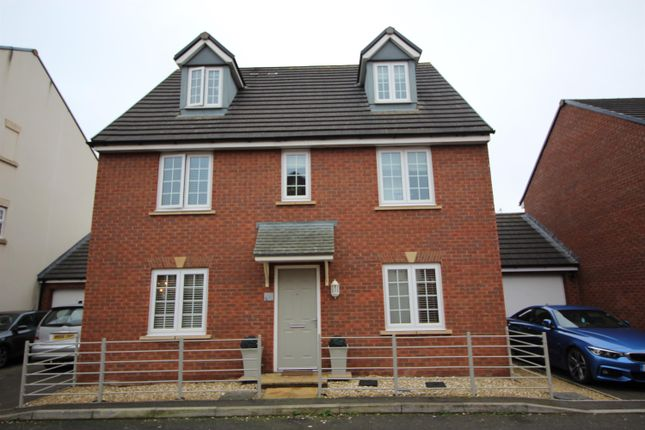 Thumbnail Link-detached house for sale in Mulberry Crescent, Yate, Bristol