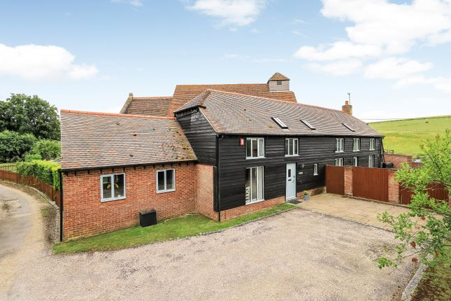 Thumbnail Detached house for sale in Tufton, Whitchurch, Hampshire