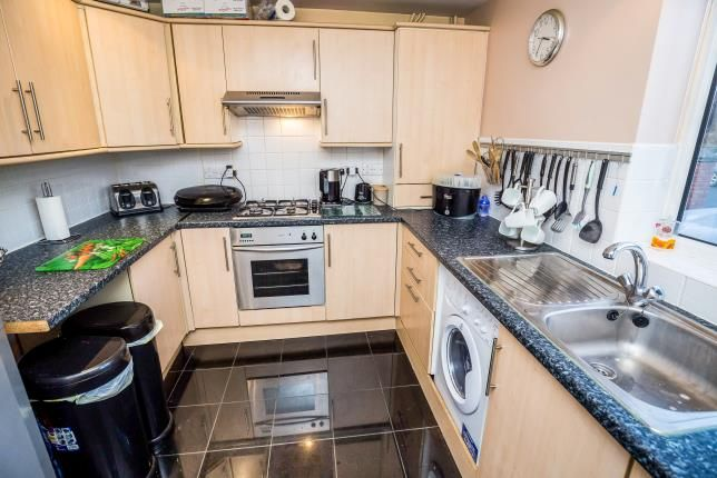 Kitchen of St Peters Road, Birkenhead, Wirral CH42