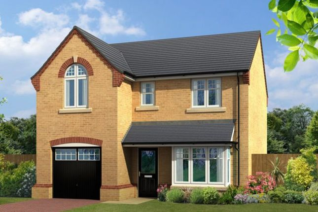 """Thumbnail Detached house for sale in """"The Tiverton"""" at Ravenswood Fold, Off Premier Way, Glasshoughton, Castleford"""