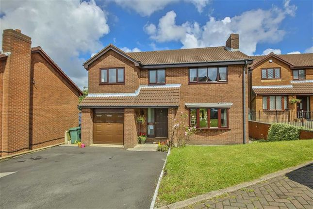 4 bed detached house for sale in Foxwell Close, Haslingden, Lancashire