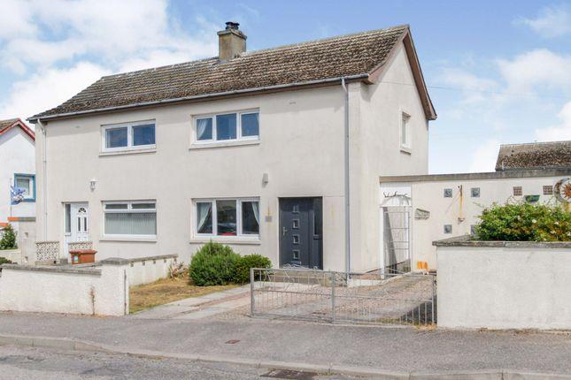 Thumbnail Semi-detached house for sale in Moray Street, Hopeman, Elgin, Moray