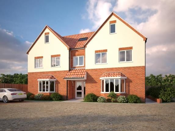Thumbnail Flat for sale in Park Gate, 17 - 19A Henshaw Road, Wellingborough