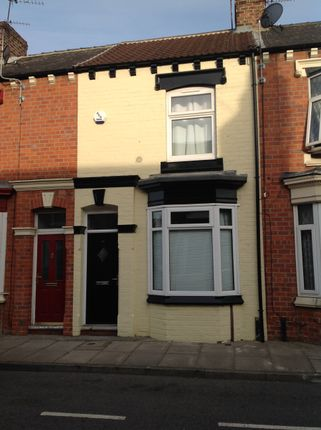 Thumbnail Terraced house to rent in Laurel Street, Middlesbrough