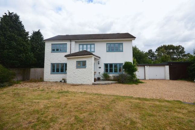 Thumbnail Detached house to rent in Stoke Hill, Chew Stoke, Bristol