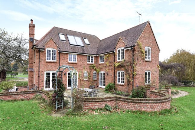 Thumbnail Detached house to rent in Rectory Farm, Finchampstead, Wokingham, Berkshire