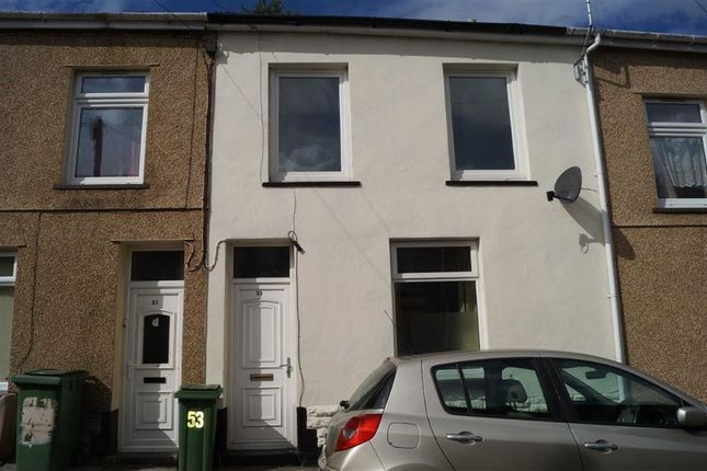 Thumbnail Terraced house for sale in Victoria Street, Mountain Ash