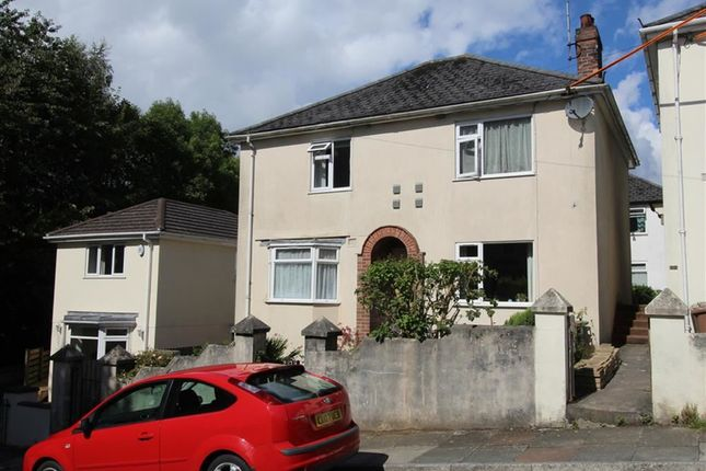Thumbnail Flat for sale in Moorfield Avenue, Eggbuckland, Plymouth