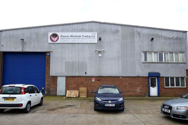 Thumbnail Industrial to let in Thornton Road, Croydon