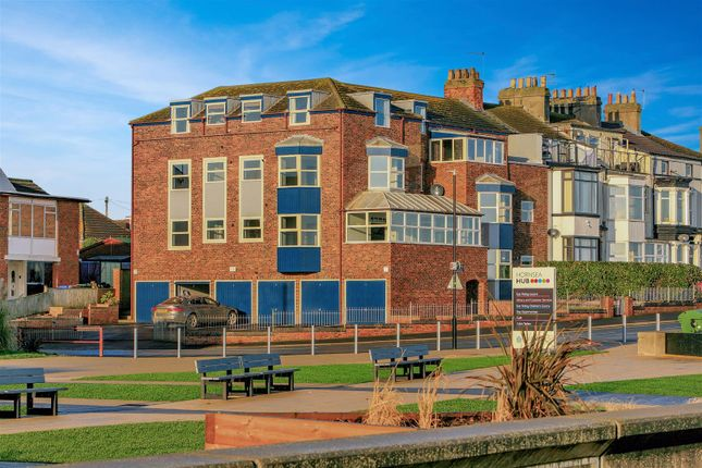 Thumbnail Flat for sale in Apt 4, Promenade View, Marine Drive, Hornsea