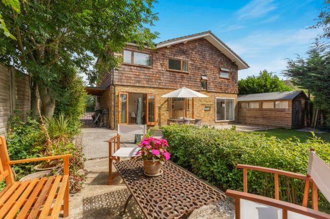 Thumbnail Detached house for sale in Swan Lane, Edenbridge, Kent