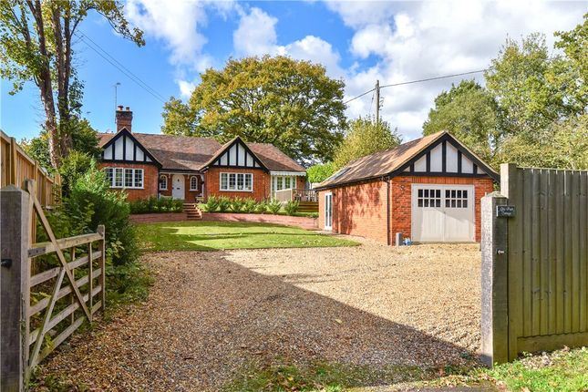 Bungalow for sale in Eversley Centre, Hook, Hampshire