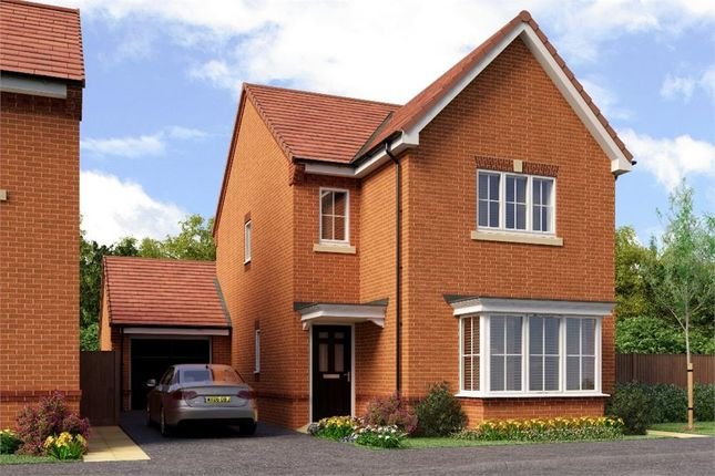 "Thumbnail Detached house for sale in ""Esk"" at Aberford Road, Wakefield"