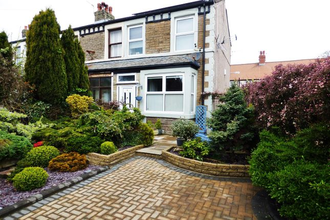 Thumbnail Terraced house for sale in Netherlands Road, Morecambe