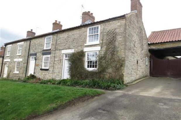 Thumbnail Terraced house to rent in Newton-On-Rawcliffe, Pickering
