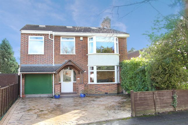 Thumbnail Detached house for sale in Langton Road, Rugby