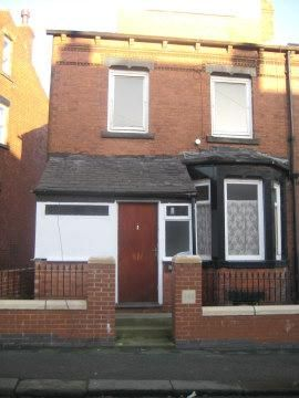 Thumbnail Terraced house to rent in Burlington Road, Beeston