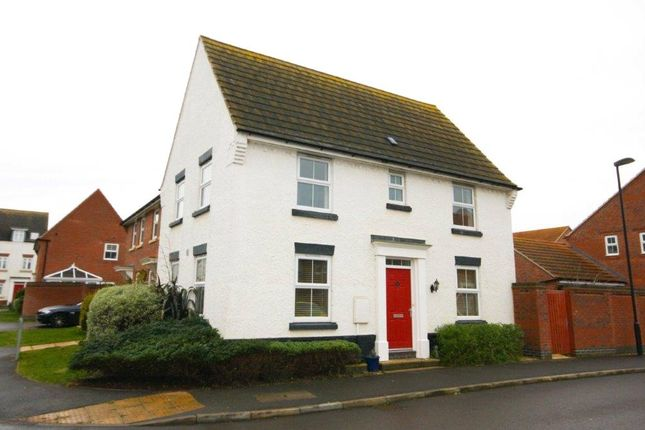 3 bed end terrace house to rent in Great Leighs, Bourne, Lincolnshire PE10