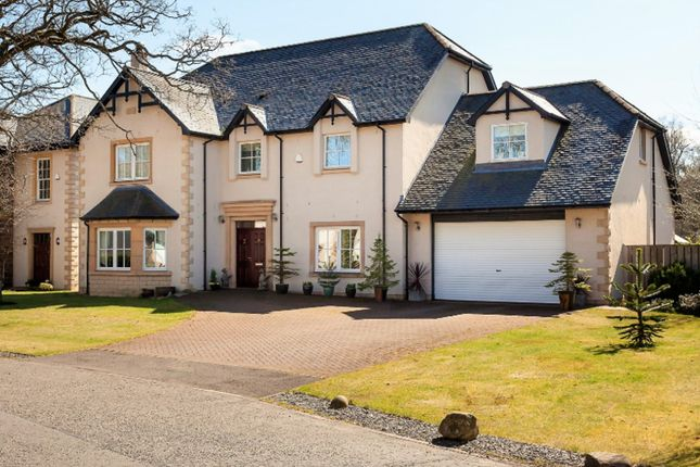 Thumbnail Detached house for sale in Mcdougall Court, Murthly, Perth