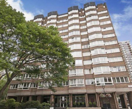 Thumbnail 4 bedroom flat for sale in Hyde Park Crescent, London