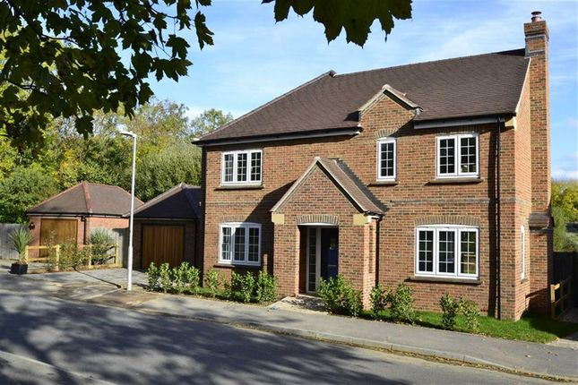 Thumbnail Detached house for sale in Capability Way, Greenham, Berkshire