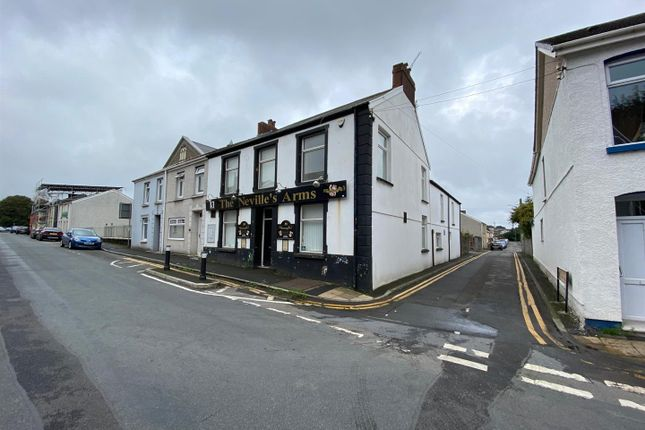 Thumbnail Pub/bar for sale in Maescanner Road, Dafen, Llanelli